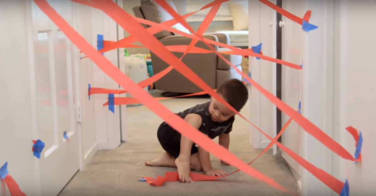 4 Spy Games for the Kids
