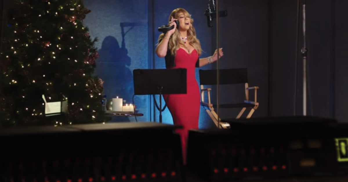 Mariah Carey Leads Soundtrack for New Faith-Based Christmas Movie