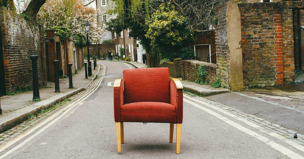 Why Your Room Needs a New Red Chair