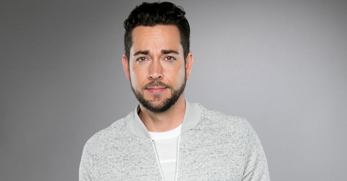 Zachary Levi on Voicing Jesus' Dad and Being Cast as Shazam!