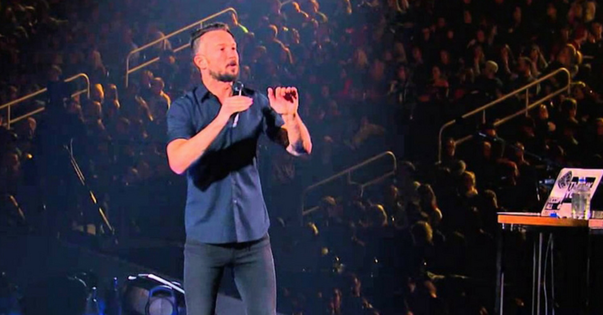 'Own The Moment' with Justin Bieber's Pastor, Carl Lentz