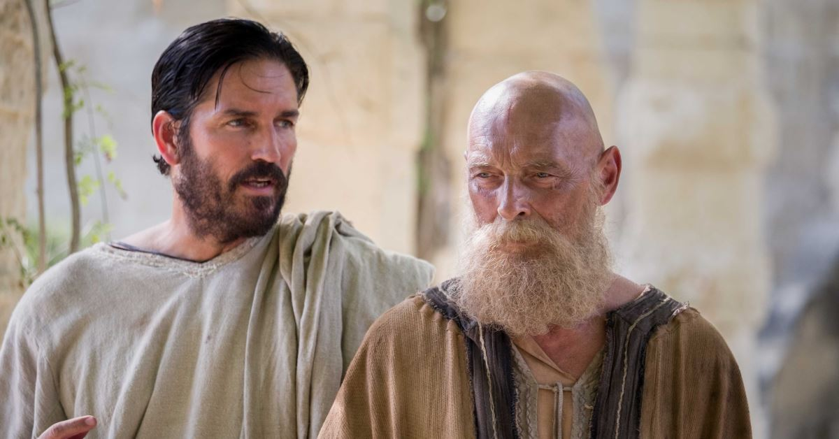 First Look at 'Paul, Apostle of Christ' – starring Jim Caviezel