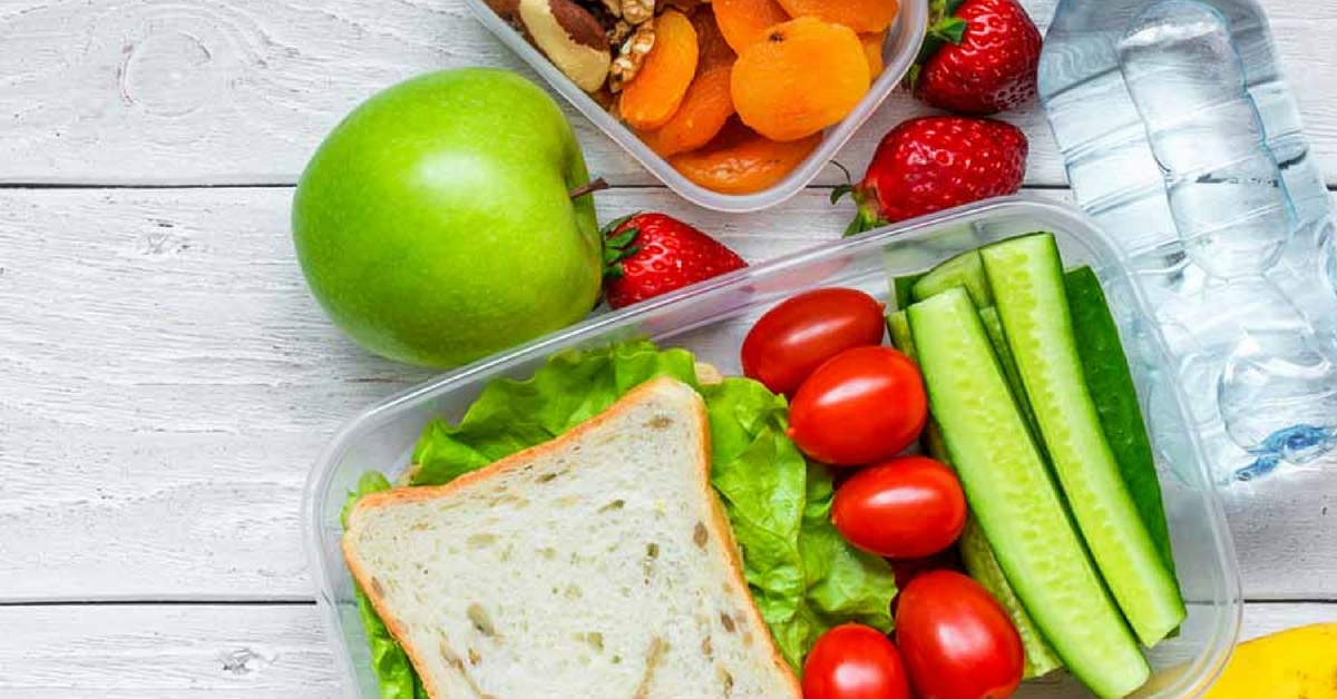 The Five Essential Ingredients for a Great School Lunchbox