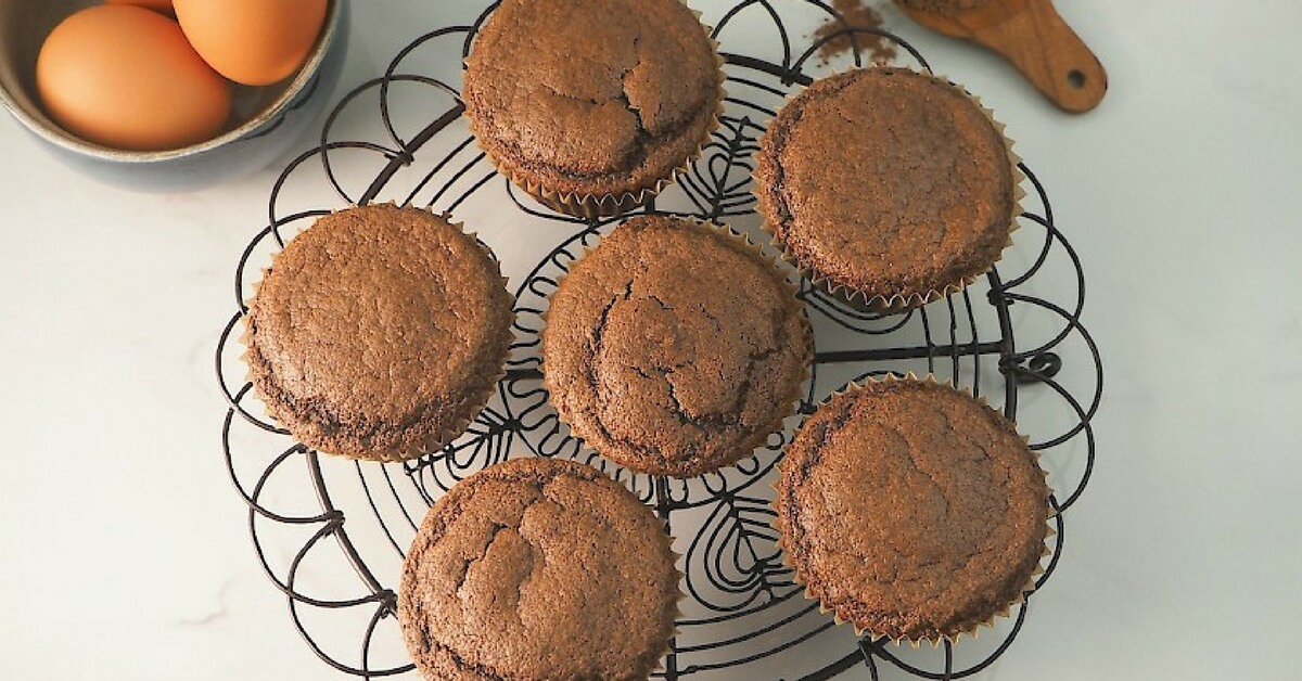 Blender Chocolate Muffins