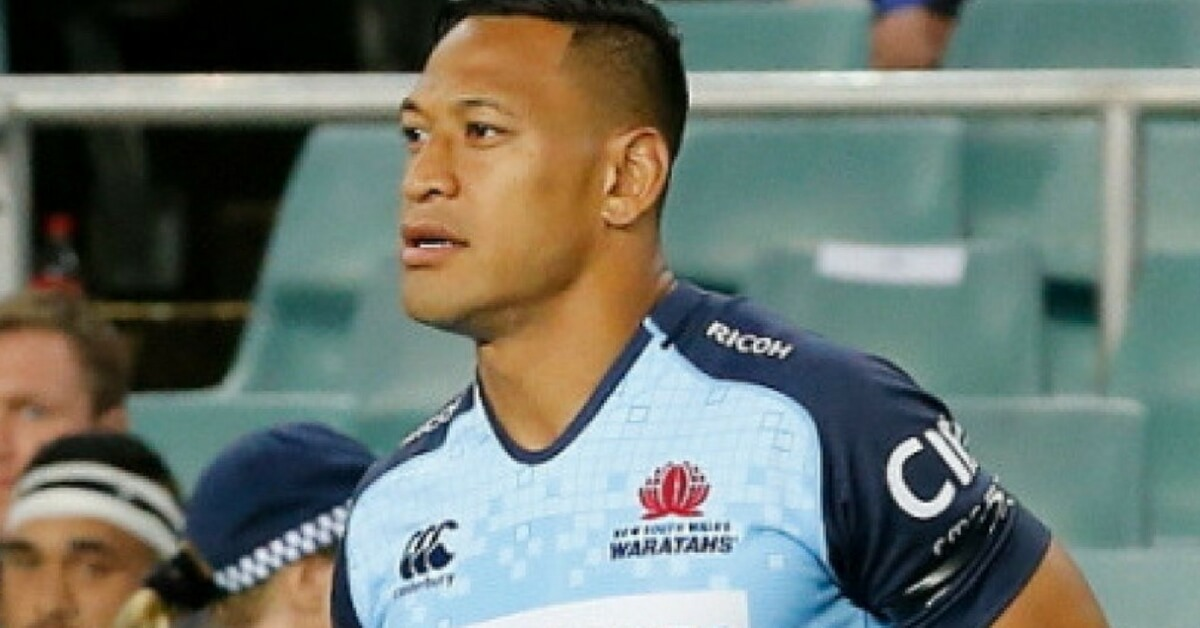 5 Reflections From the Israel Folau Media Storm