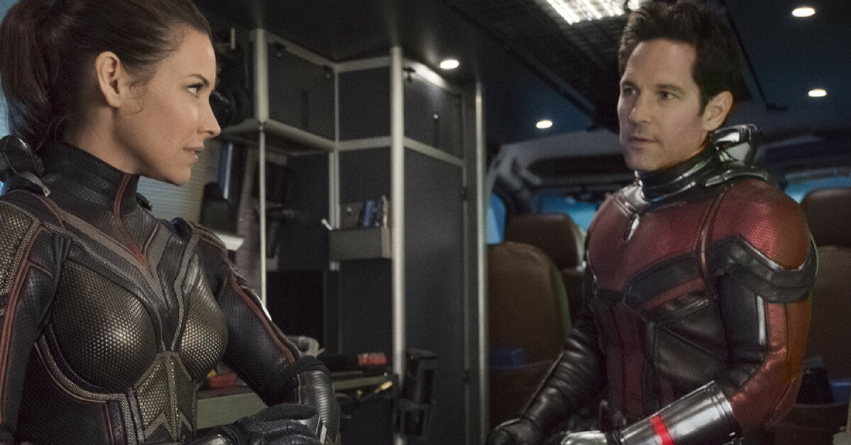 Review – Ant-Man and the Wasp Bring Back The Fun to Marvel