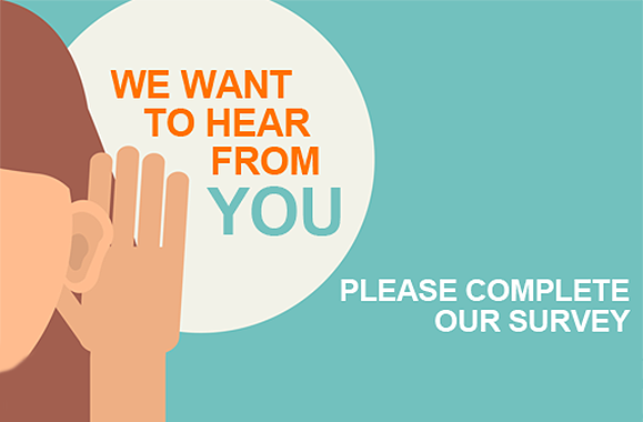We Want To Hear From You…!!!