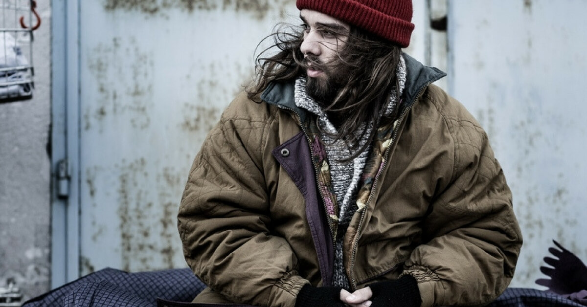 Youth Homelessness Matters. Meet Simon, One of the Thousands of Reasons Why