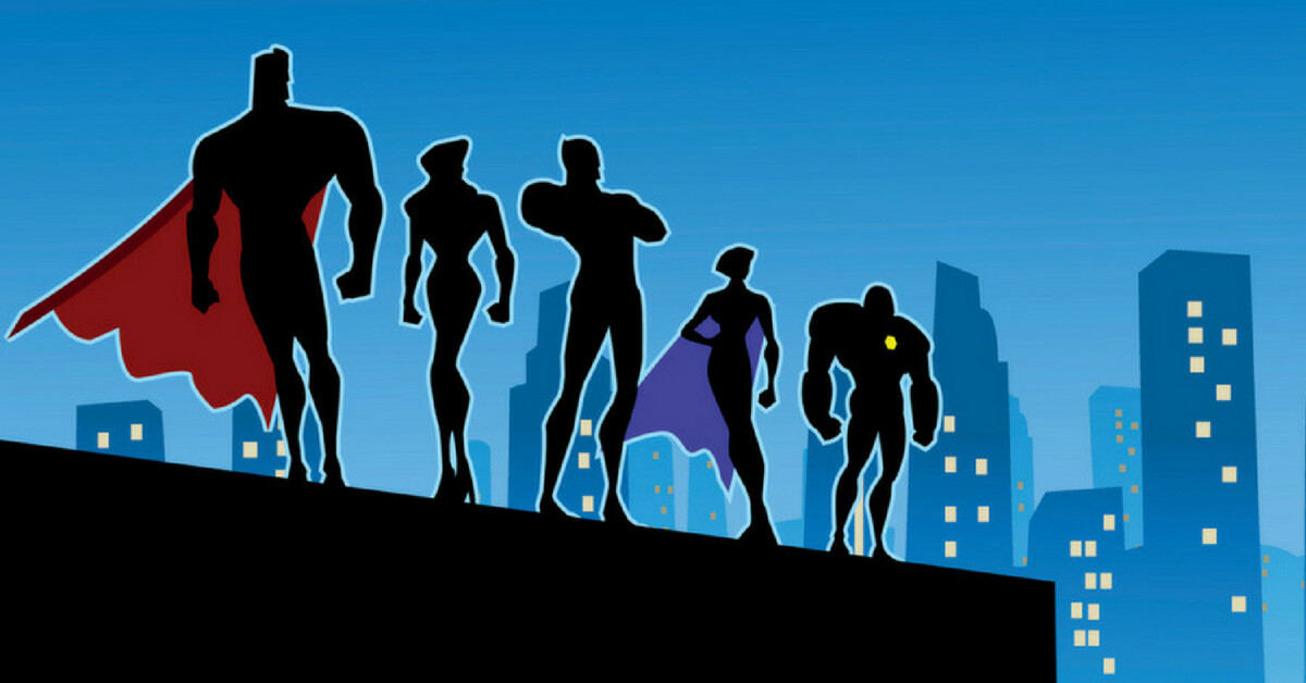 Can Superheros Help Our Real World?