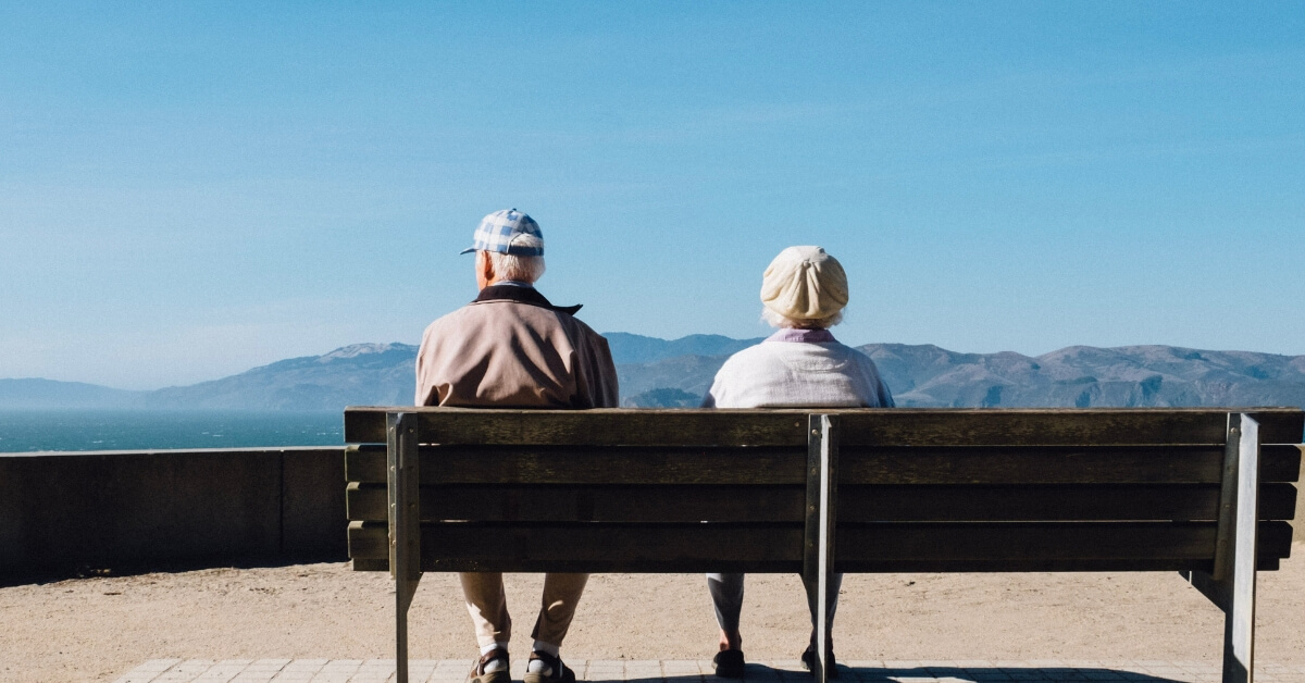 5 Reasons to Spend Time with a Senior