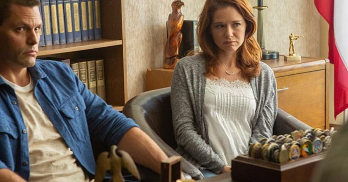 Her Marriage Struggled Off-Screen, Too: Sarah Drew, Star of 'Indivisible' & Grey's Anatomy