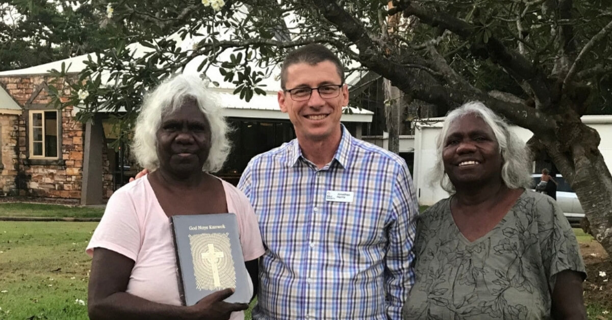 Indigenous Australian Bible Opens Door to Faith
