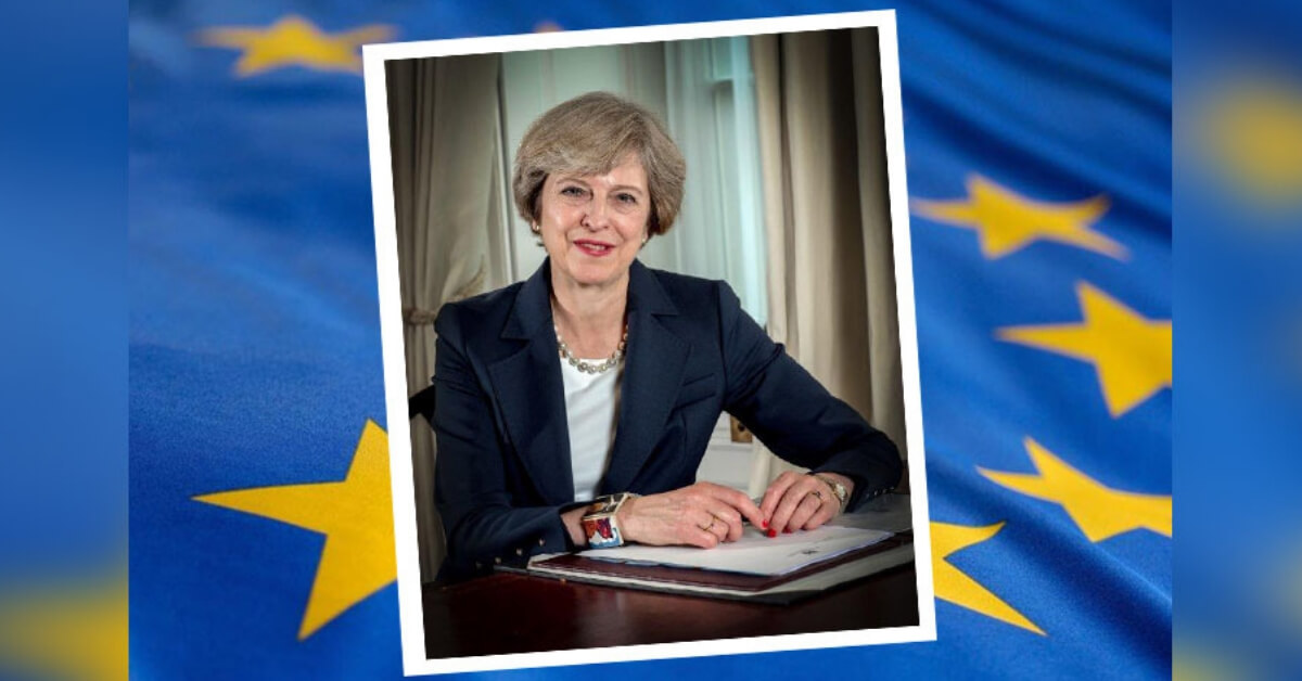 "Theresa May's Brexit Lament – ""It's Just So Hard To Break Up with EU"""