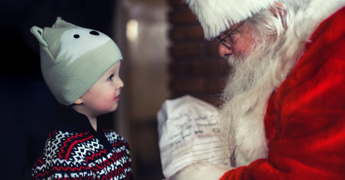 When Do I Tell My Kids the Truth about Santa?