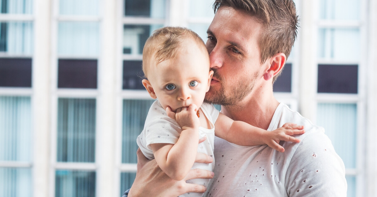 Great Fathers Make Time For Their Children
