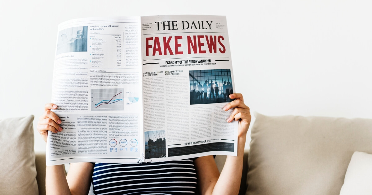 You Will Believe Fake News Just Because It Has A Picture