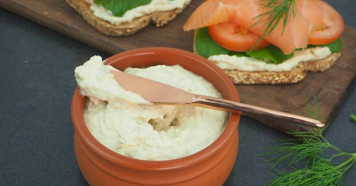 Macadamia 'Cheese' Spread Recipe (Cheese Alternative)