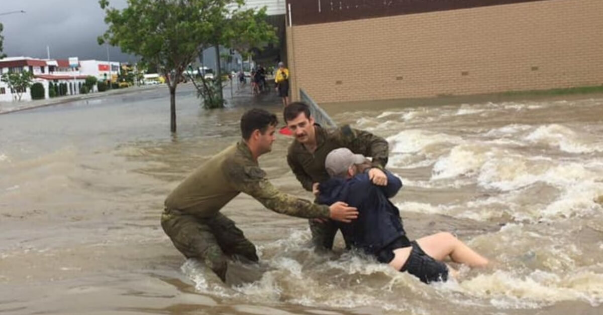 Prayers for Safety as Townsville's Rising Floodwaters Reach Their Peak Today