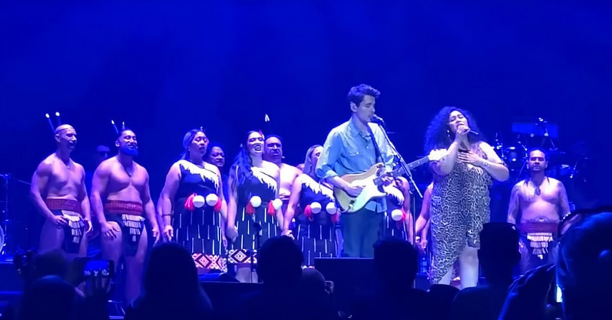 John Mayer Sings Hymn in Memory of Christchurch Terror Victims
