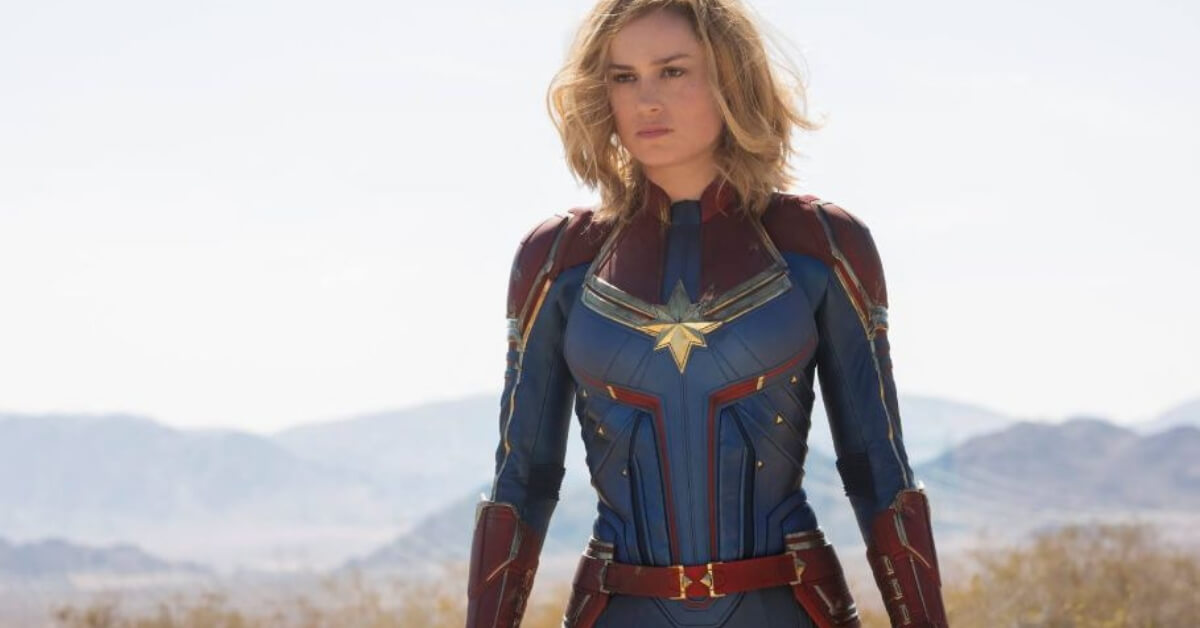Captain Marvel – Should She Really Be Our Leader? [Movie Review]