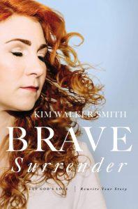 Kim walker smith book cover brave surrender