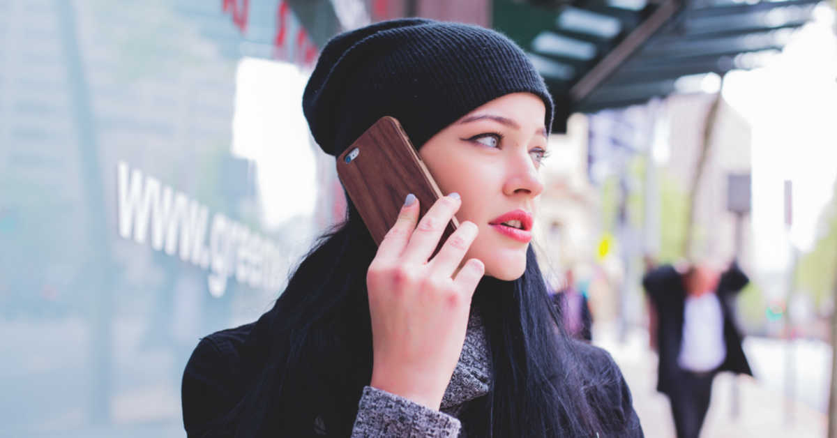 What Teens Can Learn From Making A Phone Call Instead Of Texting
