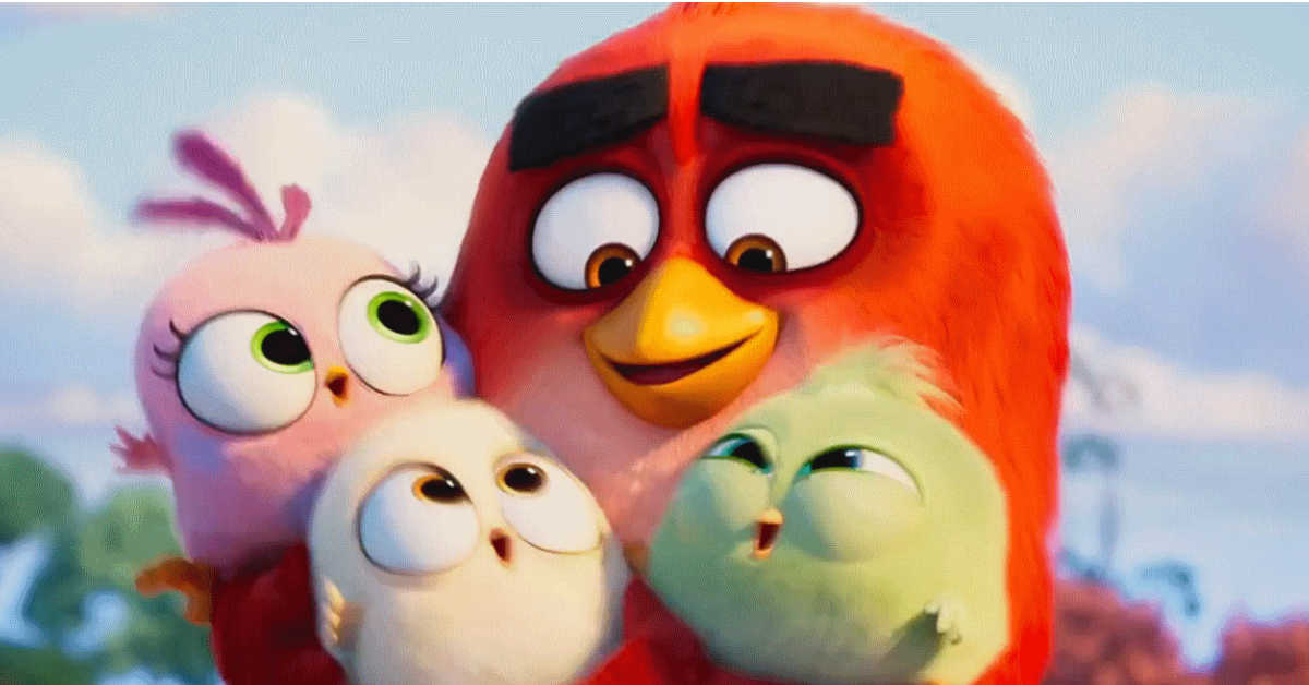Angry Birds 2 – A Worthy Sequel, Celebrating Teamwork – and Girls in S.T.E.M! [Movie Review]