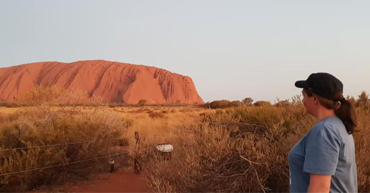 Tears of Joy and Sorrow as Uluru Climb is Closed: A Chat with Brooke Prentis