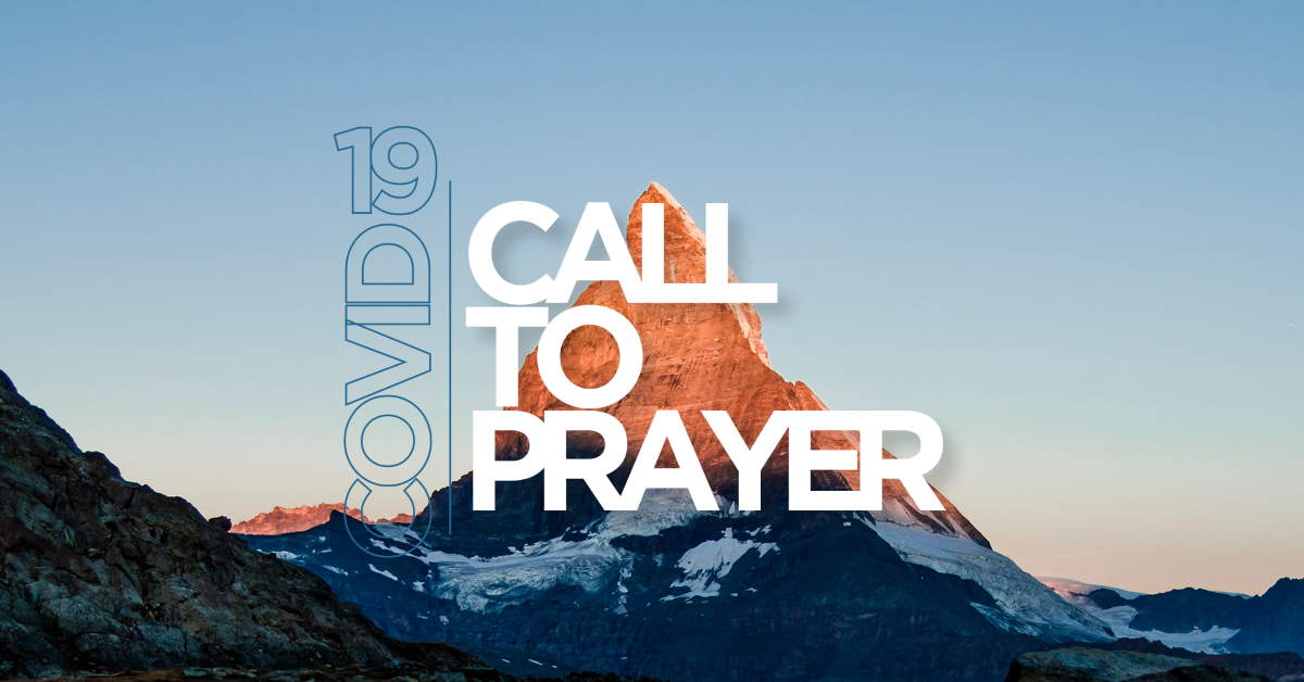 COVID-19: National Call to Prayer at 7pm, Every Night