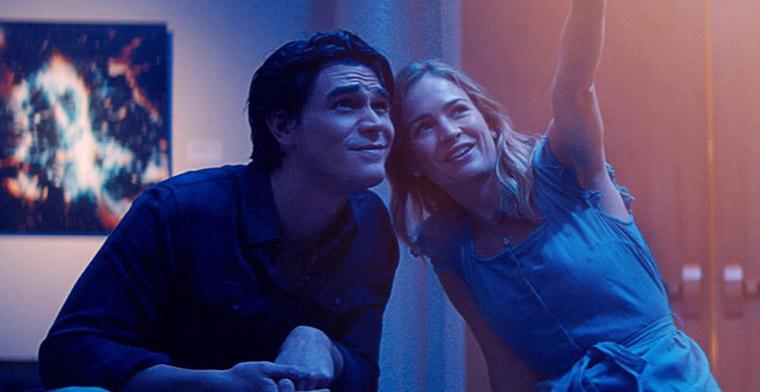 Movie still from I Still Believe film