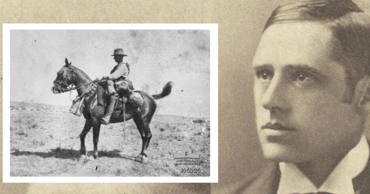 Banjo Paterson's Forgotten ANZAC Role: One of the Least-Known Parts of His Life