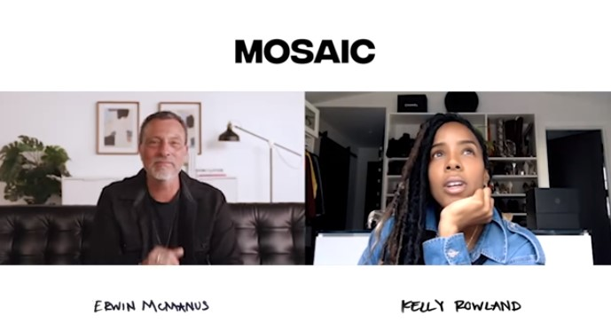screenshot of erwin mcmanus and kelly rowland on a video call