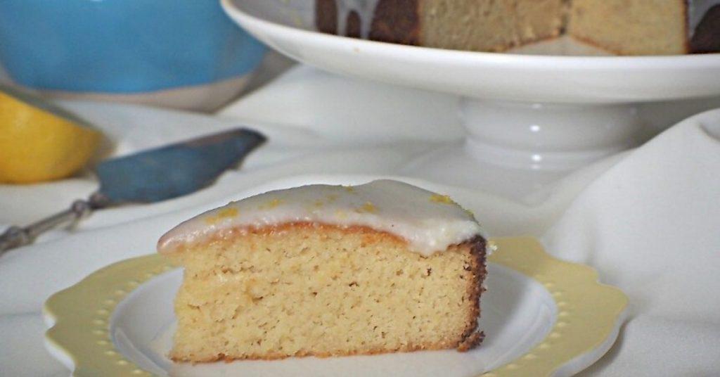 susan joy's almond lemon cake recipe