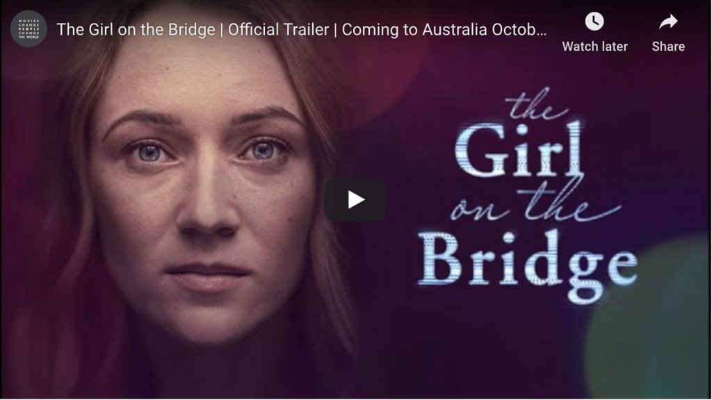 the girl on the birdge official trailer