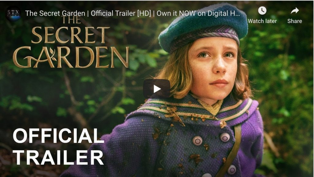 the secret garden official trailer