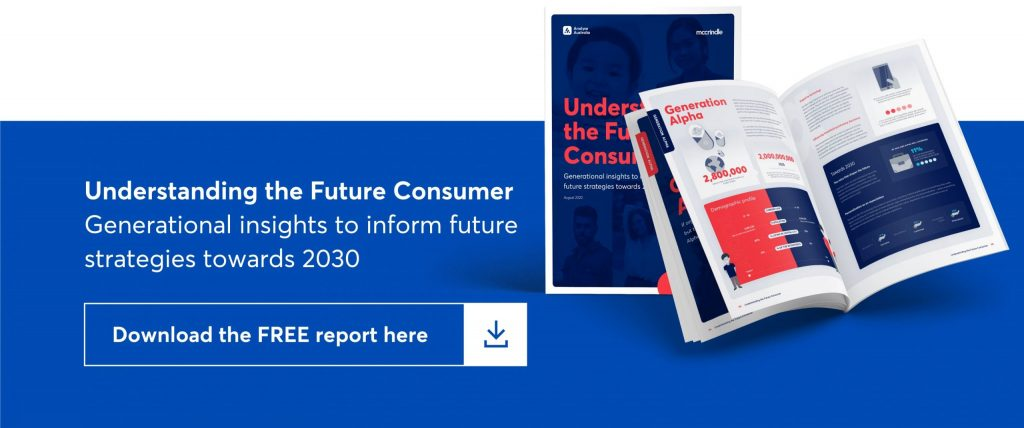 generational insights to inform future strategies towards 2030. download the free report here