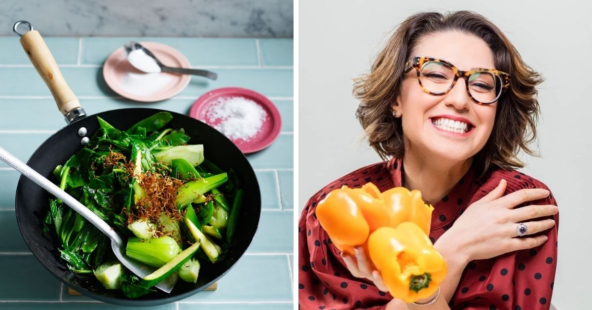 MasterChef's Alice Zaslavsky Wants Us to Start Thinking About Veggies as the Main Meal