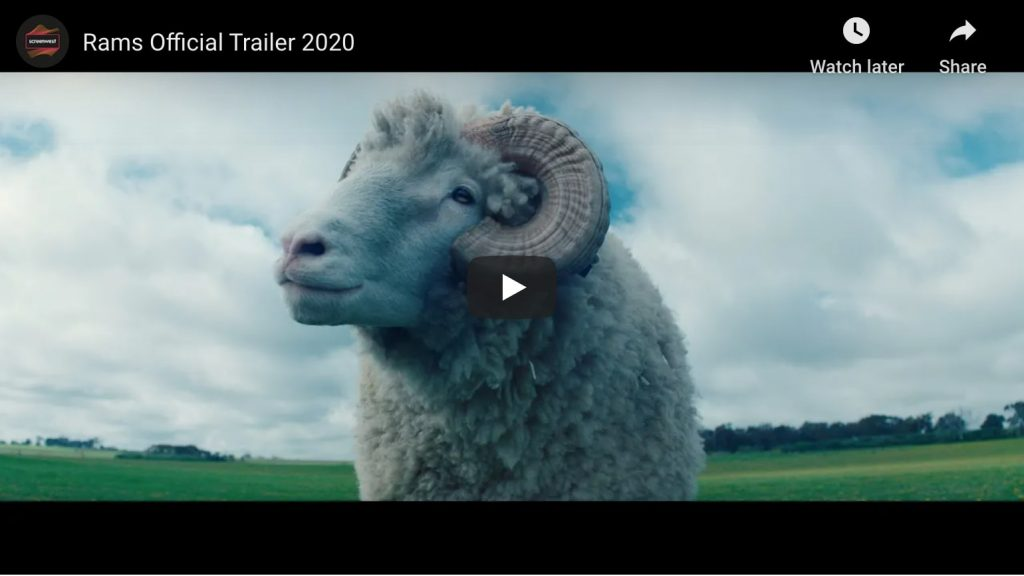 rams official trailer 2020