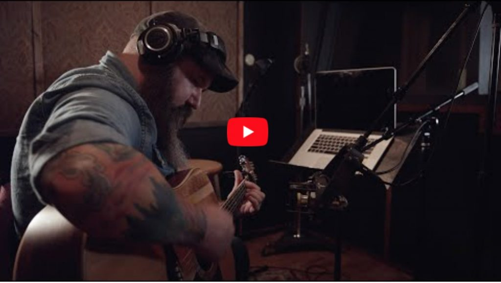 """Mike Rathke sings """"One Taste"""" from The Dawning Fire EP"""