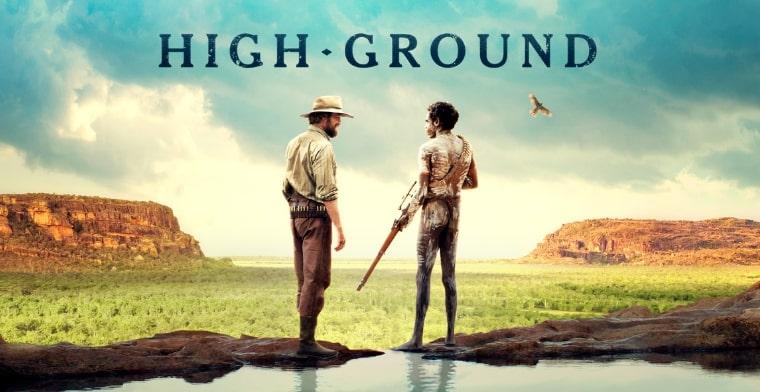 high ground film art
